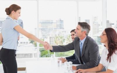 Как да се представим успешно на интервю за работа
